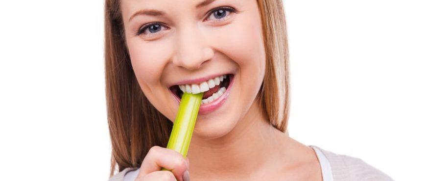 10 alimenti da scegliere per avere denti più sani
