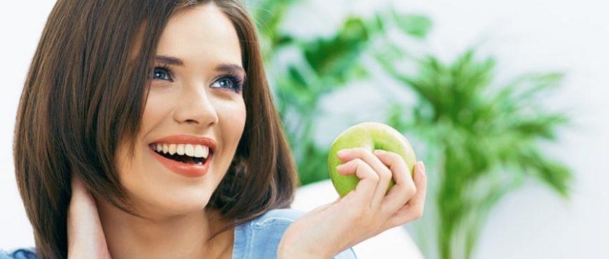 Mele e igiene orale: le mele fanno bene ai denti?